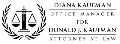 Diana Kaufman - Office Manager