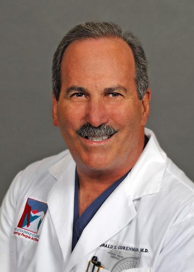 Spine Surgeon Dr. Donald Corenman