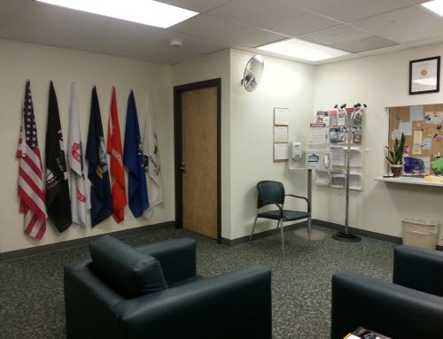 Our Veterans now have access to health care in Glenwood Springs!