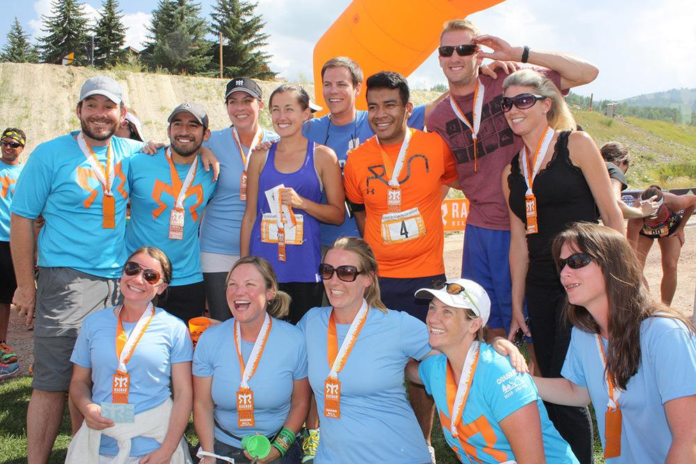 Ragnar Relay in Colorado