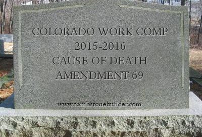 Cause of Death Amendment 69