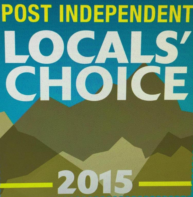 2015 Locals Choice Awards