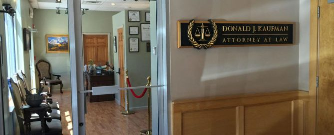 Office of Donald J Kaufman Attorney at Law