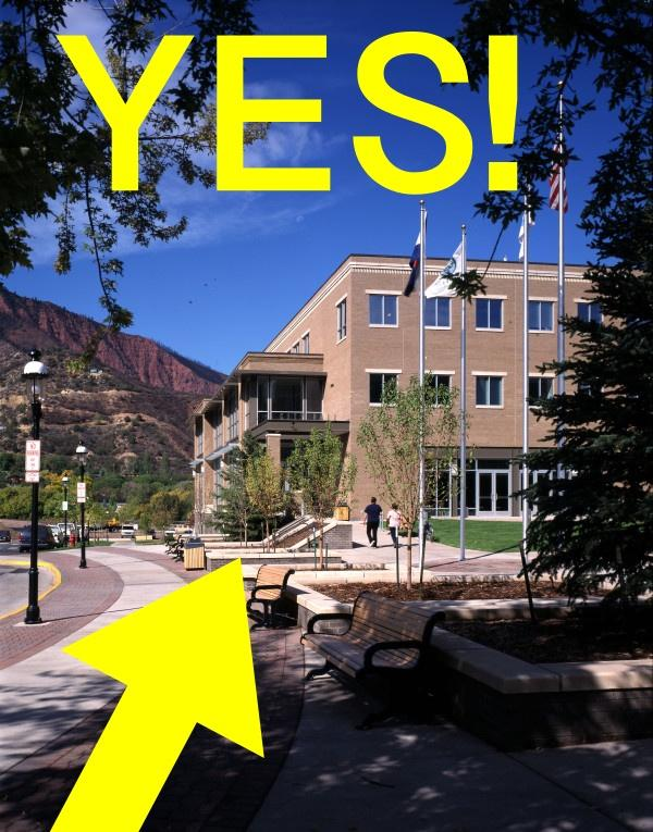 Glenwood Springs Workers' Compensation Courthouse
